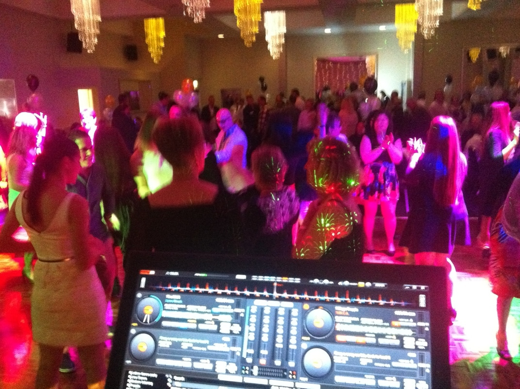 Birthday Party Live DJ Cover Band